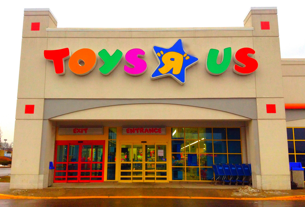 Toys-R-Us-Bankruptcy
